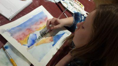 Kids Summer Art Class - Afternoons