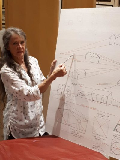 Tuesday Drawing Class