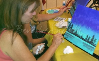 Private art Lessons, Paint Party Groups