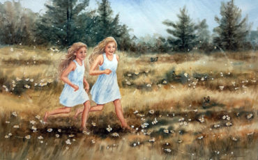 Inventory Clearance - Unframed Paintings