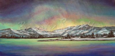 Tuesday Acrylic Painting Class