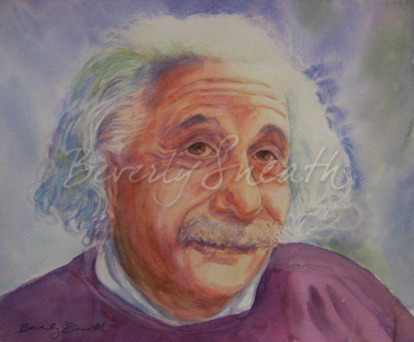 Watercolour Portrait Workshop